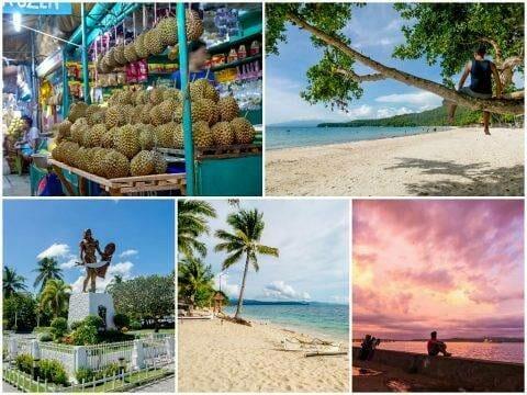 Sarangani, Davao City & Cebu 3-Day Highlights