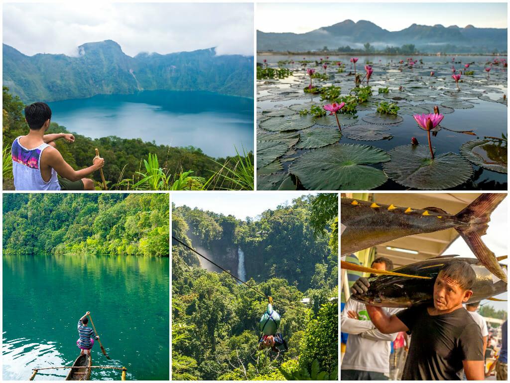 Lake Holon, Lake Sebu & South Cotabato 6-Day Highlights
