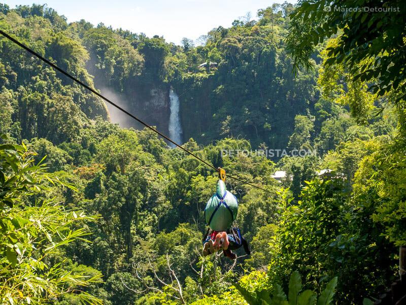 Lake sebu on detourista 7 falls zipline in lake sebu south cotabato philippines altavistaventures Image collections