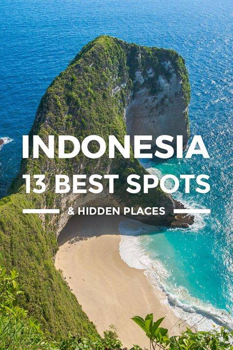 13 Best Places to Visit in Indonesia for First-Timers