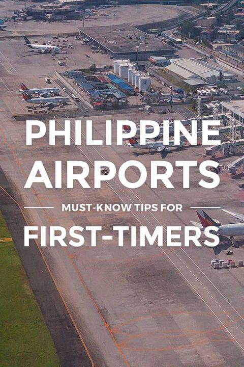 Philippine Airports – Terminal Fees, Travel Tax & Flights – 2018