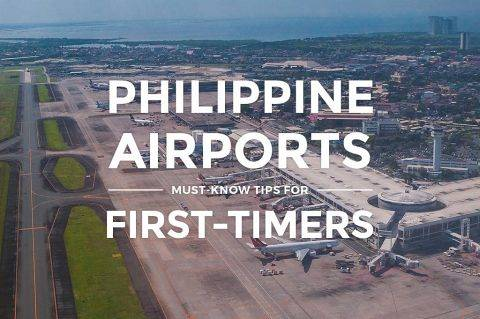 Philippine Airports – Terminal Fees, Travel Tax & Flights – 2017