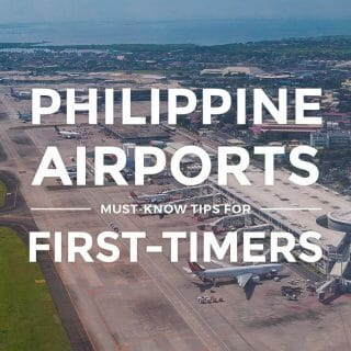 Philippine Airports – Terminal Fee, Travel Tax & Flights Guide