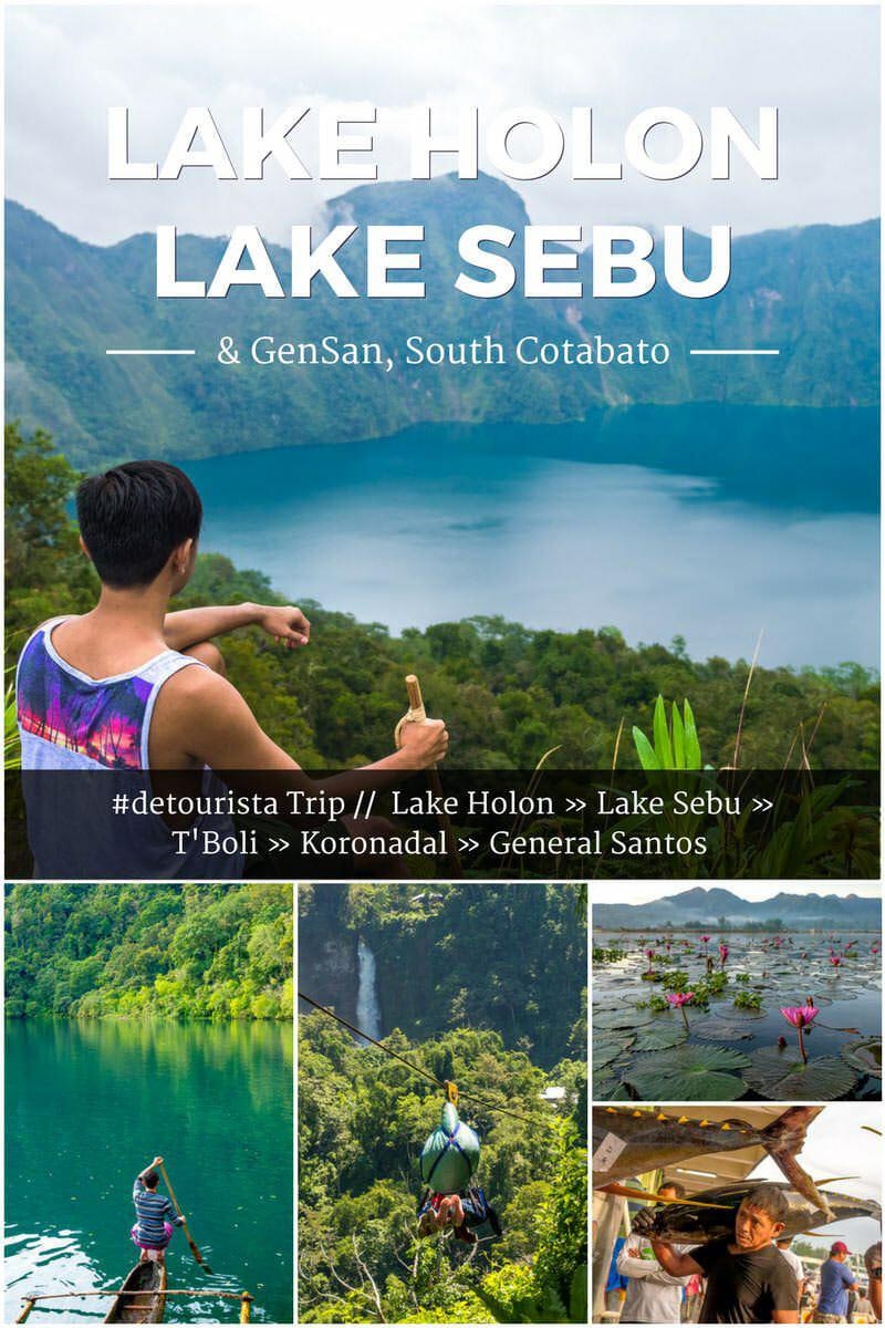 6 Days in Lake Holon, Lake Sebu & South Cotabato