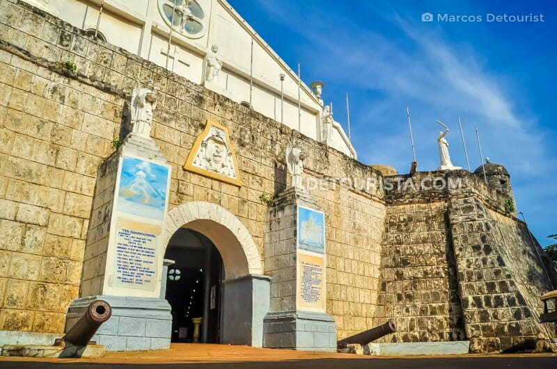 Cuyo Fortress Church