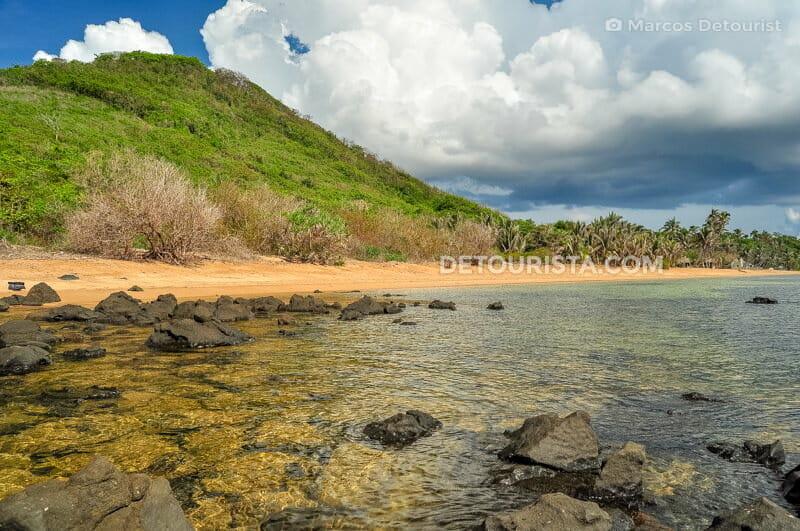 Quijano beach