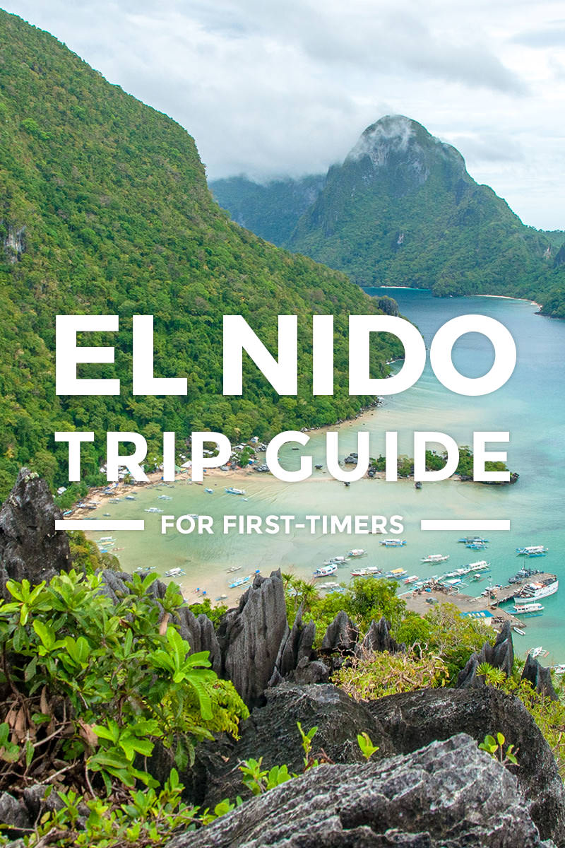 El Nido Trip + Itinerary Guide for First-Timers