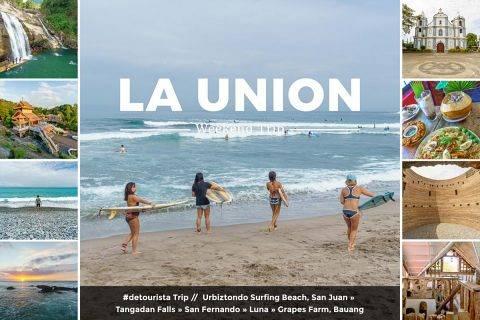 La Union Weekend Trip