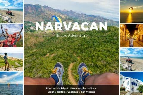 Narvacan & Ilocos Adventure 3 Days Highlights