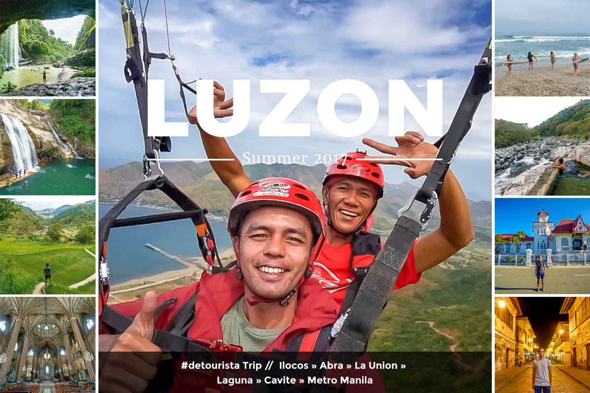 Luzon Summer 2017
