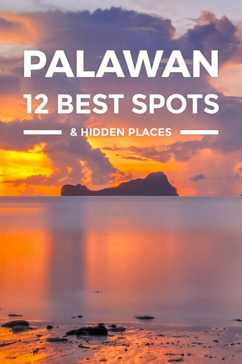 12 Places to Visit in Palawan + Things To Do for First-Timers