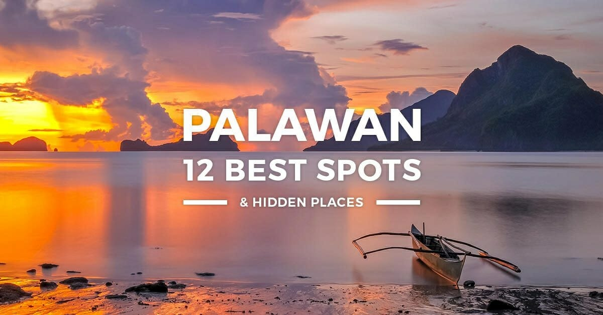12 Best Places to Visit in Palawan for First-Timers
