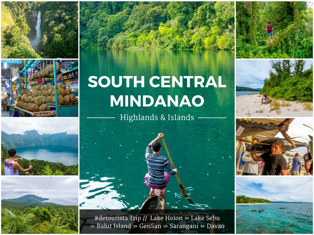12 Days Southcentral Mindanao Highlands & Islands