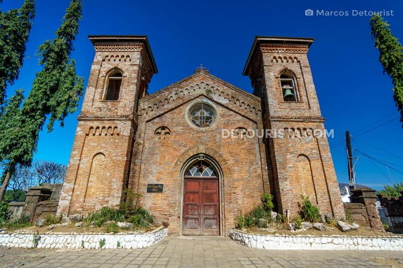 San Lorenzo Ruiz Shrine (cemetery chapel)