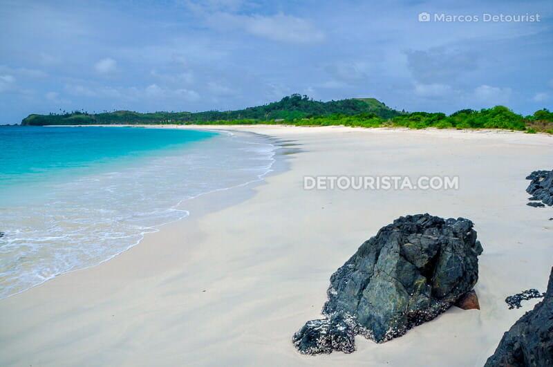 Calaguas Mahabang Buhang Beach