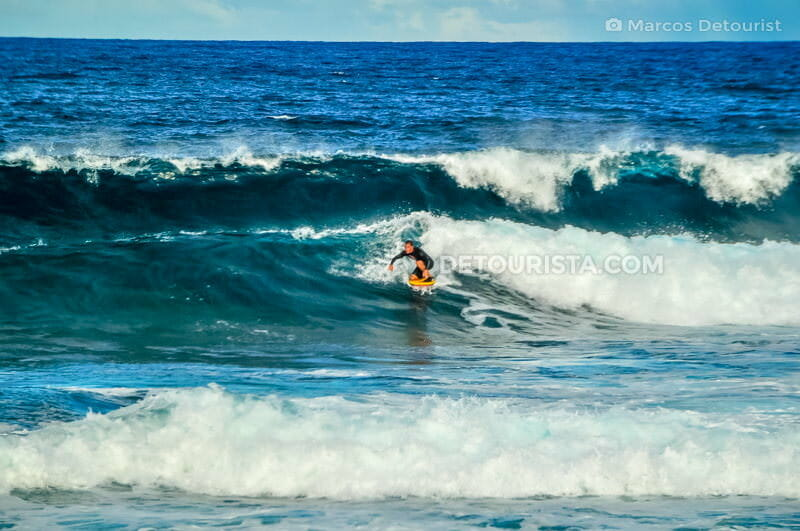 Surfing in Cloud 9, General Luna, Siargao Island, Surigao del Norte, Philippines
