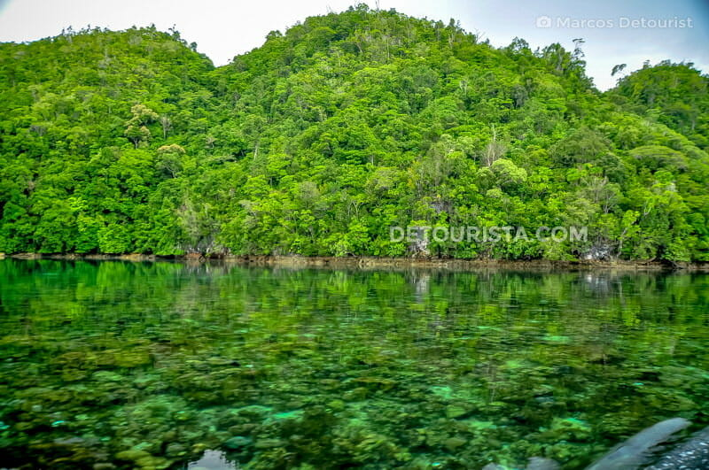 Sohoton Lagoons