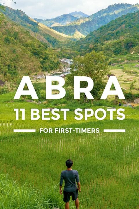 11 Places to Visit in Abra + Things To Do for First-Timers