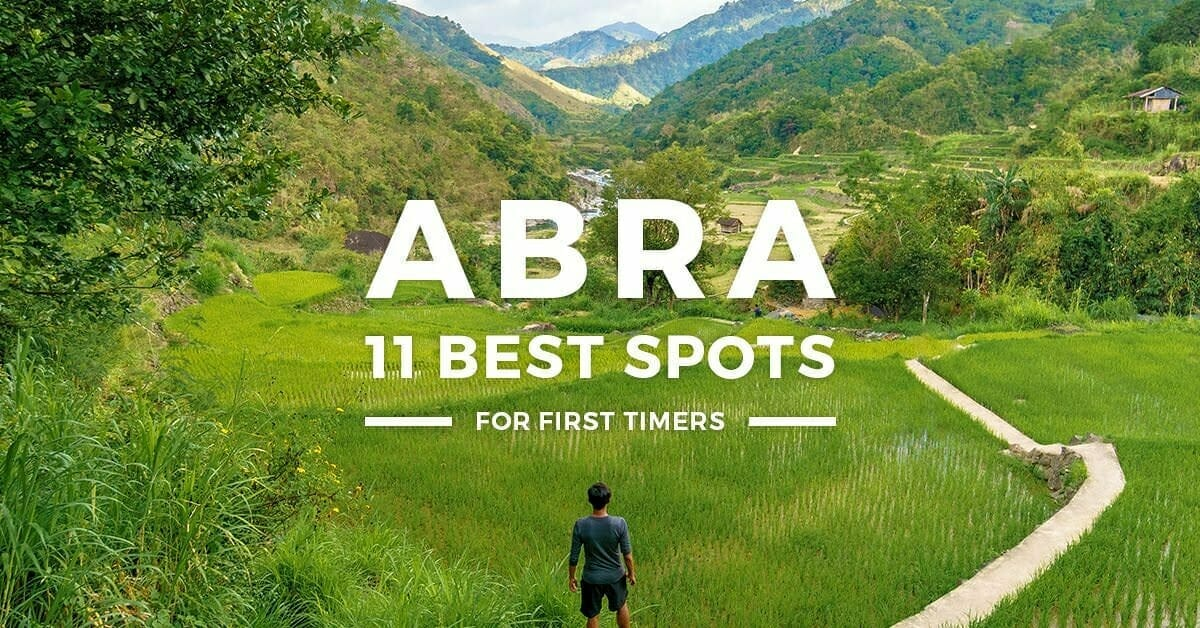 11 Best Places to Visit in Abra for First-Timers