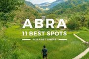 11 Places To Visit in Abra