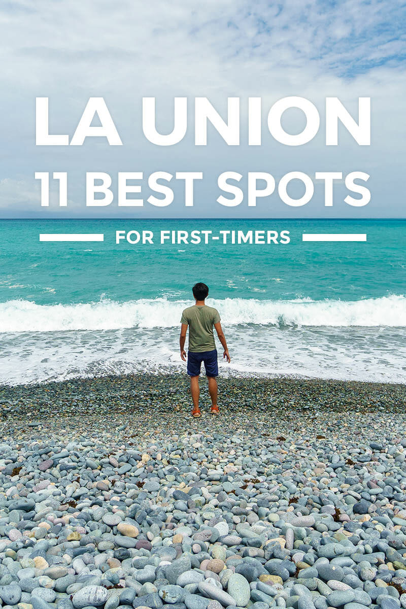 11 Places to Visit in La Union + Things To Do for First-Timers