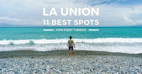 11 Best Places to Visit in La Union for First-Timers