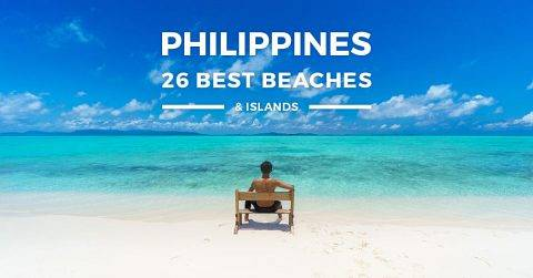 Philippines – 26 Most Beautiful Beaches & Islands
