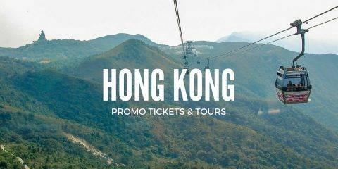 Hong Kong Promo – Up to 76% OFF Tours, Tickets & Travel Packages