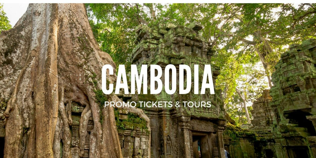 Cambodia Promo – Up to 10% OFF Tours, Tickets & Travel Packages