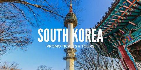 South Korea Promo – Up to 63% OFF Tours, Tickets & Travel Packages