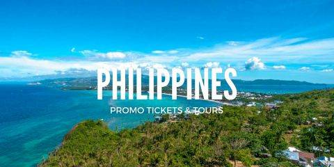 Philippines Promo – Up to 21% OFF Tours, Tickets & Travel Packages