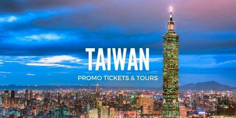 Taiwan Promo – Up to 72% OFF Tours, Tickets & Travel Packages