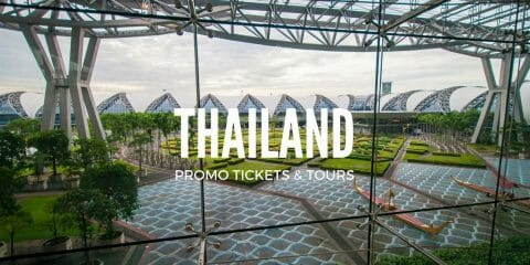 Thailand Promo – Up to 44% OFF Tours, Tickets & Travel Packages