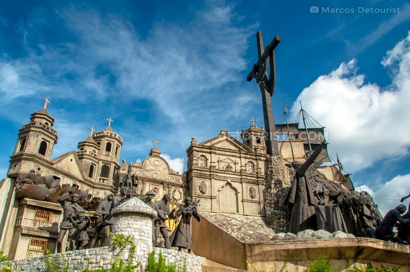 The Heritage of Cebu Monument