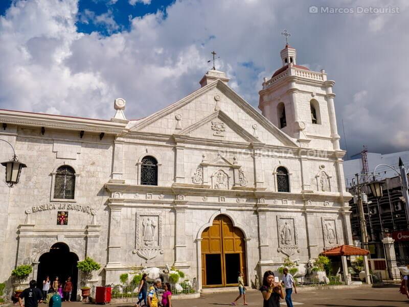 Basilica del Santo Niño, Cebu