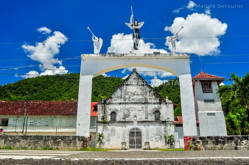Boljoon Church in Cebu, Philippines