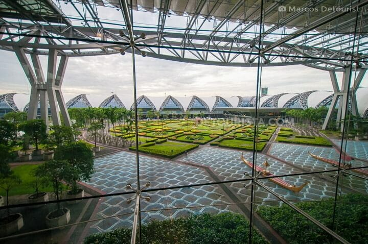Suvarnabhumi-Bangkok International Airport