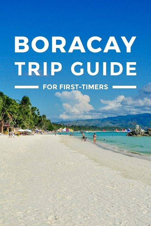 Boracay Trip Guide for First-Timers