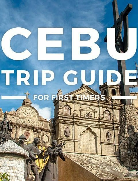 Cebu Trip Guide for First-Timers