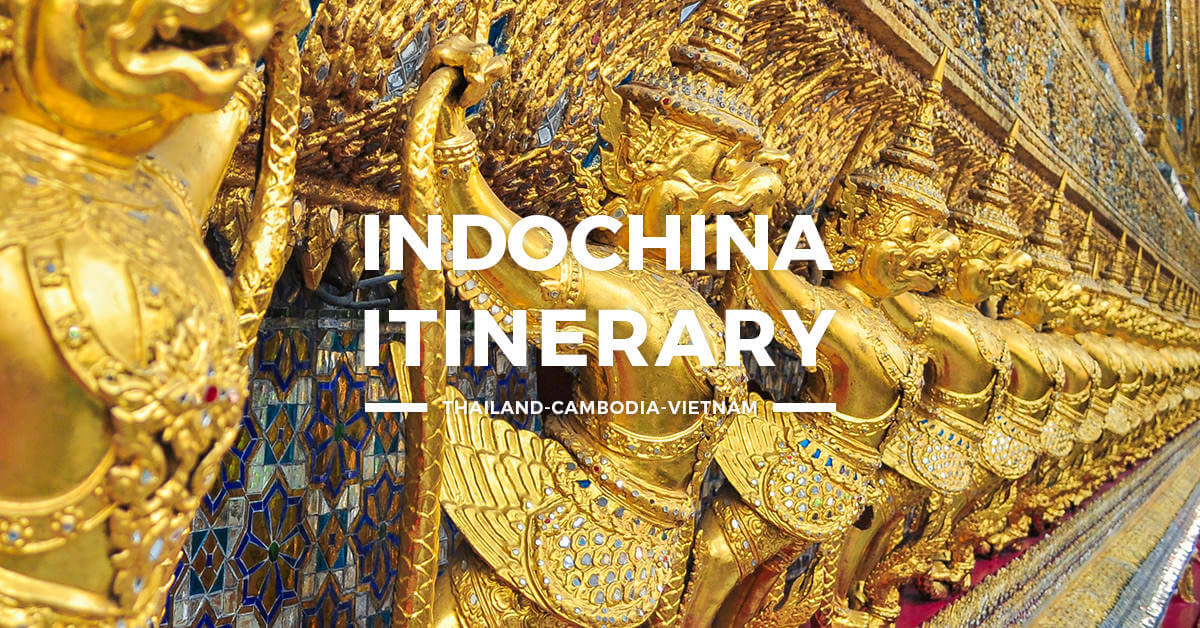 Indochina Itinerary