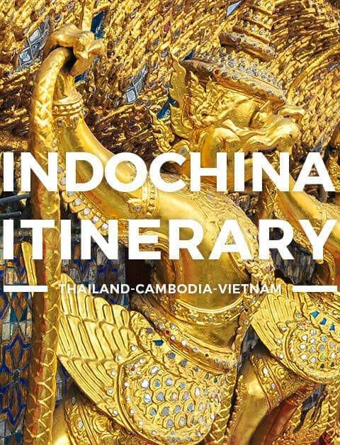 Indochina Itinerary - Thailand, Cambodia & Vietnam Tour
