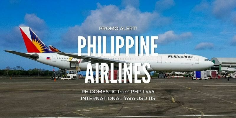 PAL Independence Day Promo – From P1,445 ALL IN – 2017 to 2018 Travel
