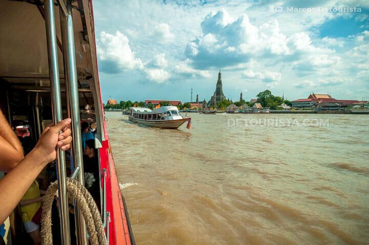 Chao Phraya River Ferry