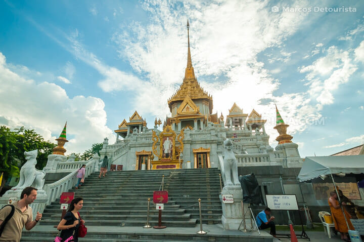 Wat Traimit (temple)