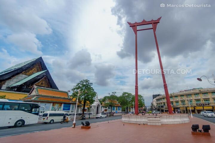 Giant Swing & Wat Suthat