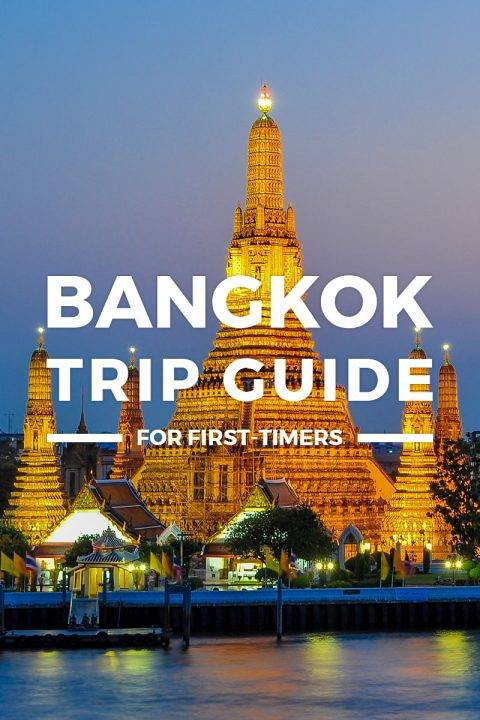 Bangkok, Thailand Trip Guide for First-Timers