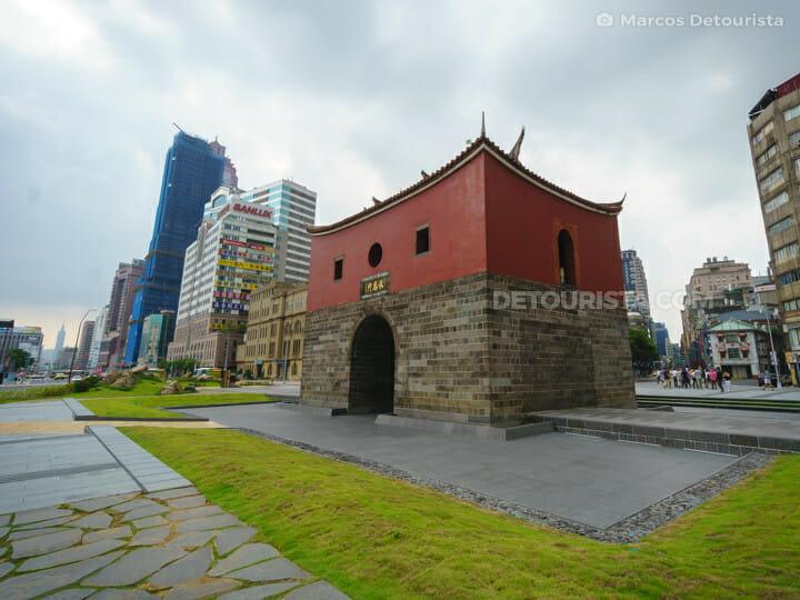 Beimen-Taipei Old North Gate -Taipei, Taiwan
