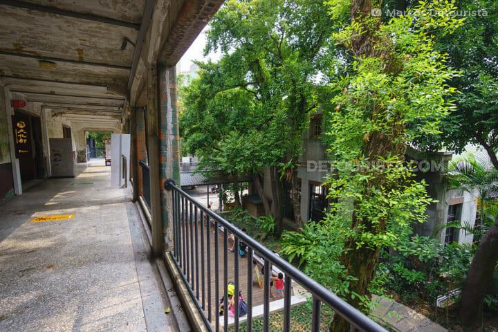 Huashan 1914 Creative Park in Taipei, Taiwan