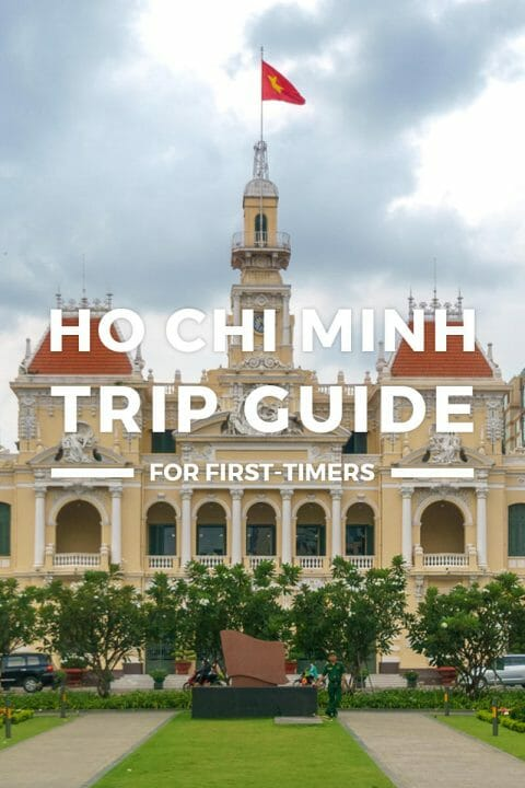 Ho Chi Minh Trip + Itinerary Guide for First-Timers