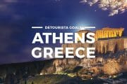 TRAVEL GOALS: Athens & Greece Winter Wonderland